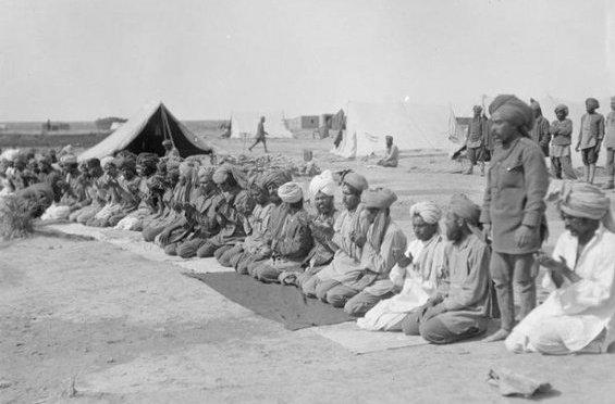 400 000 soldats musulmans dans l'armée britannique,héros oubliés du Royaume-Uni