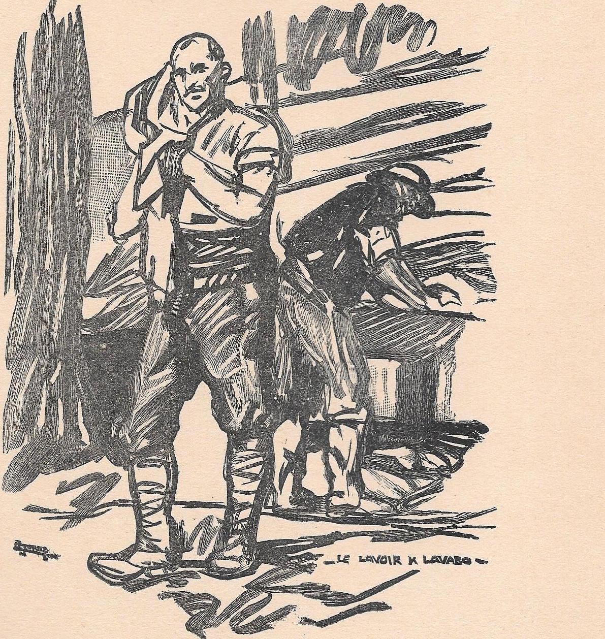 Argonne 1914 1918 reims dans la grande guerre for Prisonniers du miroir
