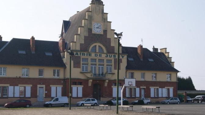 994/23 avril 1917: l'amour plus fort que la mort à Jussy (Aisne)