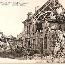995/24 avril 1917: évacuation de Beaumont – sur-Vesle