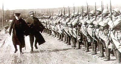 973/2 avril 1917: FISMES: Les tirailleurs « sénégalais » au cœur de l'Offensive du Chemin des Dames3