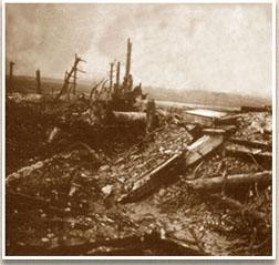 997/26 avril 1917: le 167 ème RI dans les monts de Champagne