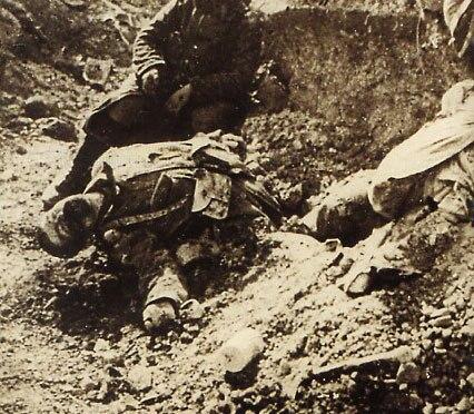 1000/29 avril 1917:mutineries au chemin des Dames