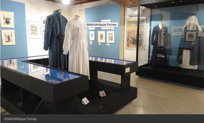 (vidéo) Mode et femmes: 1914-1918: miroir de la société, observatoire de la guerre