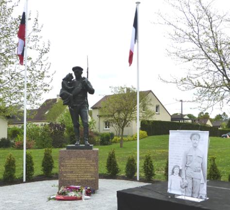 951/11 mars 1917: Une brigade russe sur le secteur de Courcy (Marne)