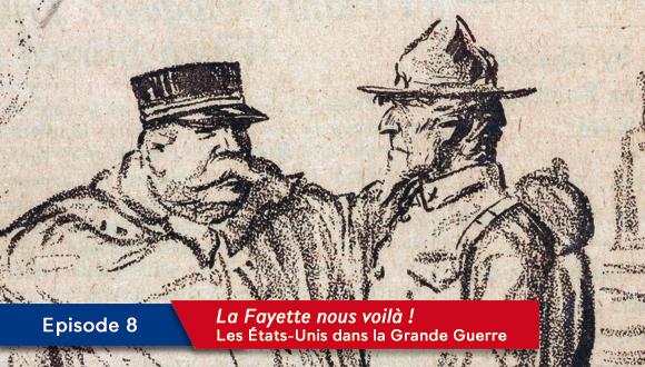 1015/14 mai 1917: un accord signé avec les Etats-Unis