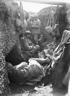 1023/22 mai 1917: en marge du Chemins des dames