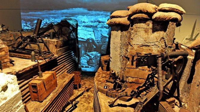 (vidéo)La vie quotidienne des soldats de 14/18 au musée de Meaux (77)
