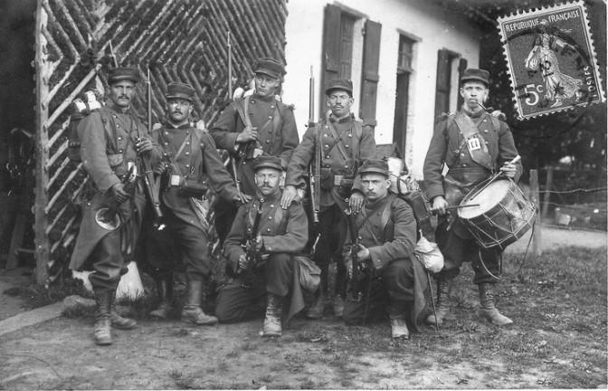 Mutins fusillés en 1917: histoires de famille
