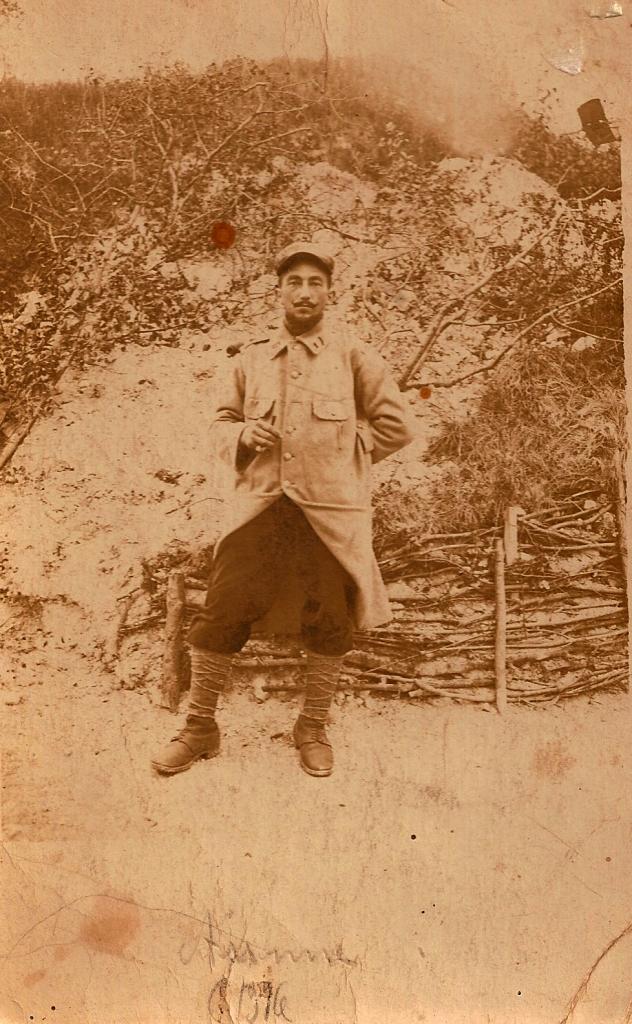 1039/7 juin 1917: le condamné à mort Vincent Moulia s'échappe