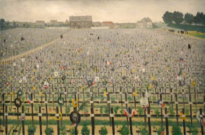 1037/5 juin 1917: l'hôpital de Prouilly évacué