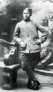 1041/9 juin 1917: Gaston Lefèvre engagé à 17 ans et fusillé è 19 ans