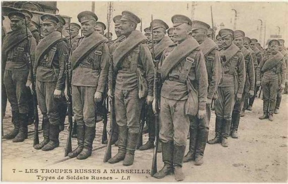 1035/3 juin 1917: les Russes en Haute-Marne: l'anarchie