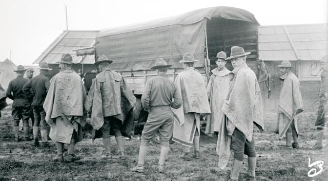 1060/28 juin 1917: les Américains débarquentii