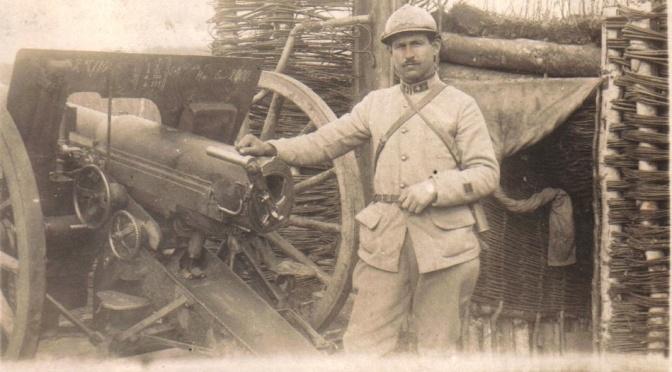 1053/21 juin 1917: au Chemin des Dames et à La Malmaison