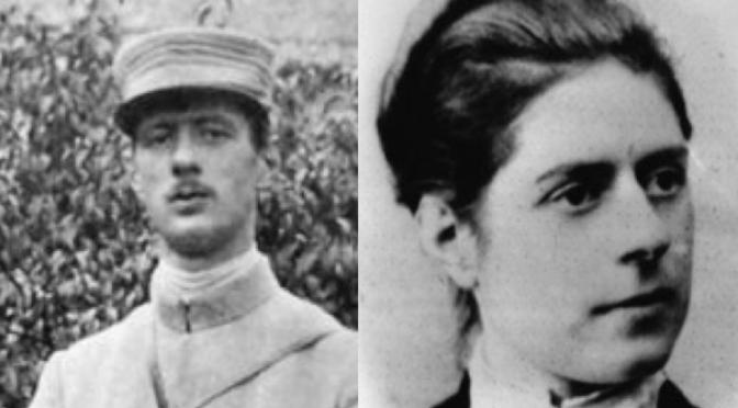 1098/5 août 1917: prisonnier, De Gaulle écrit à sa mère