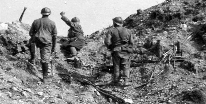 1057/25 juin 1917:prise de la caverne du Dragon