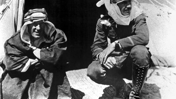 1068/6 juillet 1917: Lawrence d'Arabie ou la légende du désert
