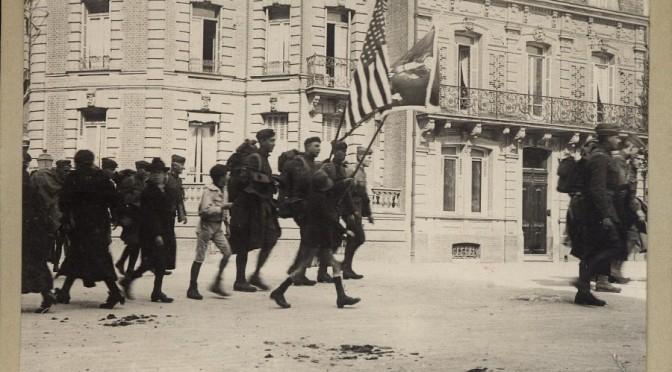 1087/25 juillet 1917: les Allemands attaquent l'entrée de la caverne du Dragon