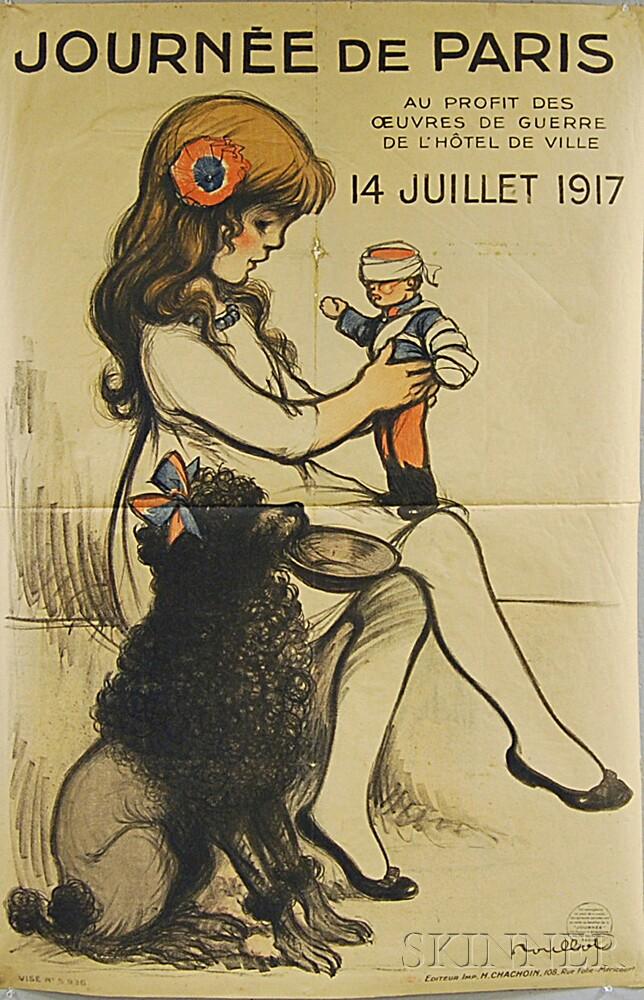 1076/14 juillet 1917