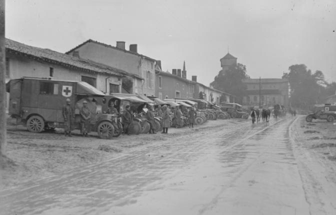 1113/20 août 1917: deuxième bataille de Verdun'