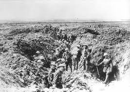 1108/15 août 1917: A Loosles Canadiens perdent des milliers d'hommes