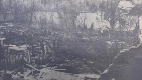 1085/23 juillet 1917:des civils gazés à  Armentières