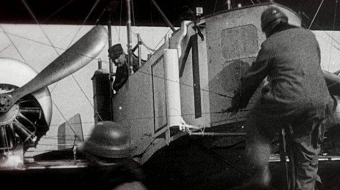 (vidéo) La photographie aérienne pour espionner l'ennemi