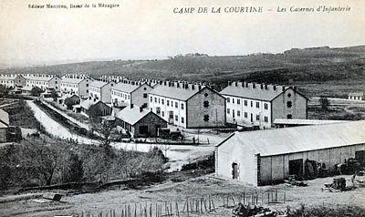 1136/12 septembre 1917: Il vont mater la mutinerie des soldats russes de la Courtine