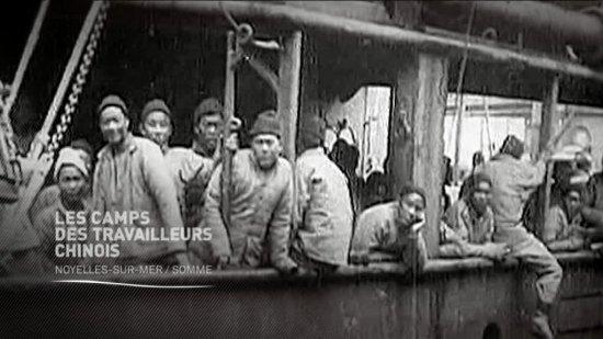 (vidéo)Les camps de travailleurs chinois