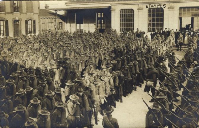1143/19 septembre 1917: «Excusez-moi M.le curé «