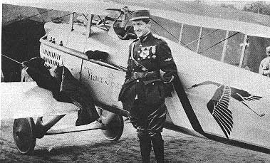 1135/11 septembre 1917: disparition de l'aviateur Georges Guynemer