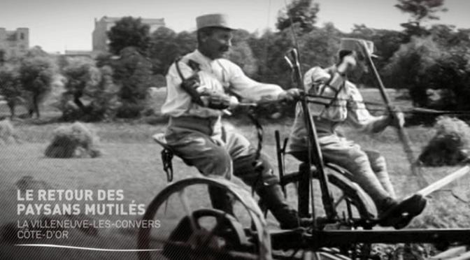 (vidéo) Le retour des paysans mutilés