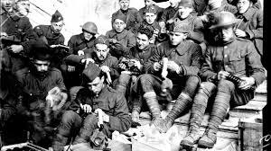1102/9 août 1917: la création de bases maritimes américaines