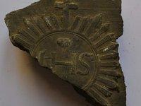 1160/6 octobre 1917: enlèvement des cloches des églises du Sedanais (Ardenne)