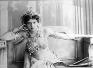 1169/15 octobre 1917: Mata Hari est fusillée