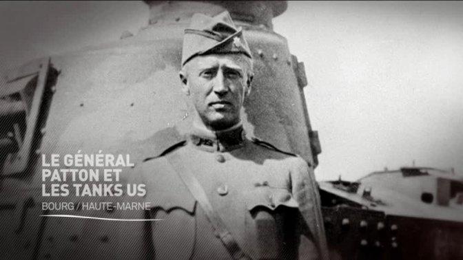 Le Général Patton et les tanks US