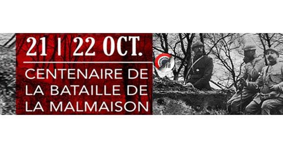 Du 21 au 23 octobre cérémonies du centenaire de la bataille de La Malmaison (02)