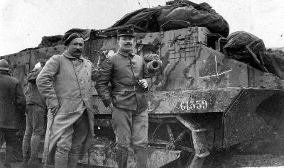 1177/23 octobre 1917: la bataille de la Malmaison (02)