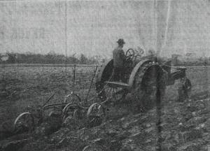1182/28 octobre 1917: «Agriculteur, semez du blé»