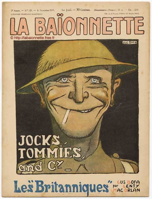 1193/8 novembre 1917: la querelle du «défaitisme» en 1917