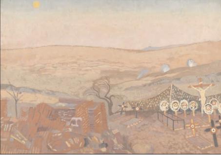 1185/31 octobre 1917: Les missions d'artistes aux armées en 1917