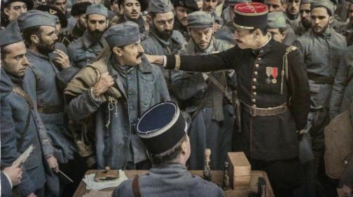 (vidéo) Cinéma : «Au revoir là-haut», Dupontel colorise la Grande Guerre