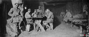 1190/5 novembre 1917: Une études du 5 novembre 1917 parle de la caverne du dragon (02)
