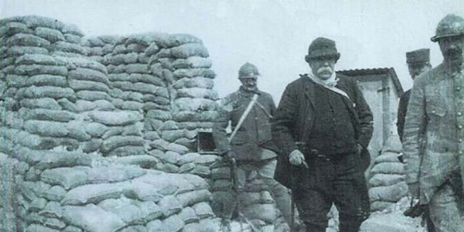 1200/15 novembre 1917: Clémenceau fait la guerre (suite)