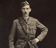 1206/21 novembre 1917: le poète écossais Ewart Alan Mackintosh tombé au champ d'honneur en 1917