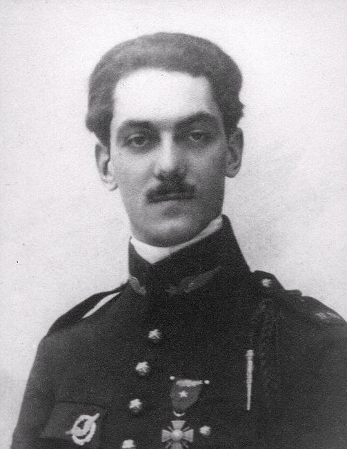 1175/21 octobre 1917: victoire aérienne deJean du Bois de Gennes
