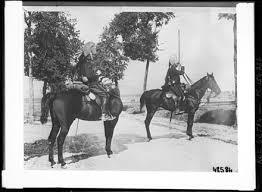 1246/31 décembre 1917: les tranchées ont-elles enterré la cavalerie?