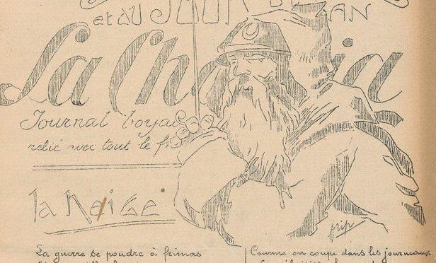 1240/25 décembre 1917: l'armée du Salut durant la grande guerre
