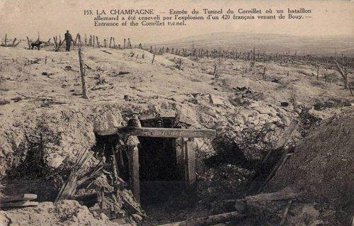 1215/30 novembre 1917: (Aviation) décès du pilote allemand Rudolf Wendelmuth
